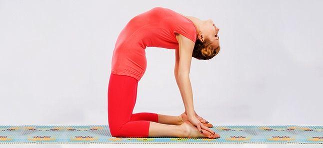 Camel Pose | Ustrasana | Yoga Pose Benefits | Ustrasana Steps | The Art Of  Living India