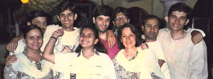 Harish During the IIT days