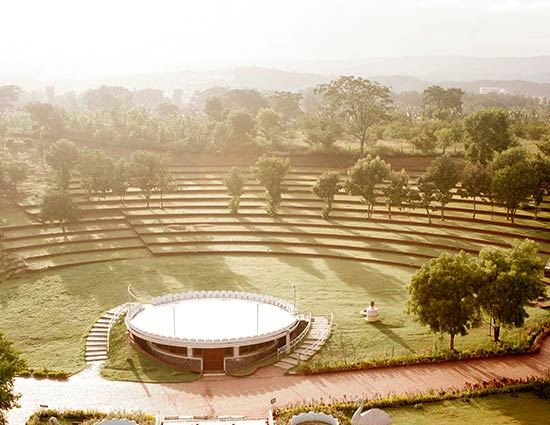 Lovely The Art Of Living International Headquarters, Bengaluru, India