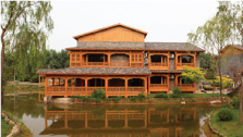 Art of Living's China Ashram