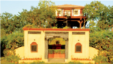 Art of Living's Gujarat Ashram