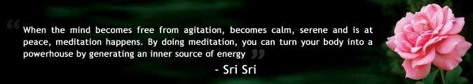Meditation And The Consciousness