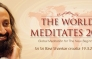 The World meditates 2013