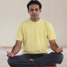 yoga and chanting