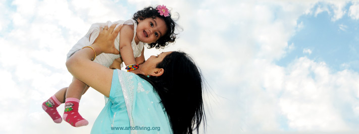 Meditation can add more beauty to your parenthood