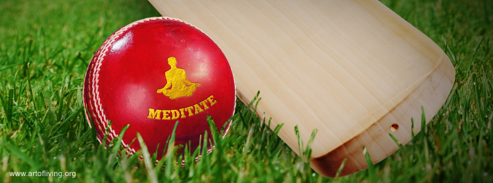 Meditation for cricketers