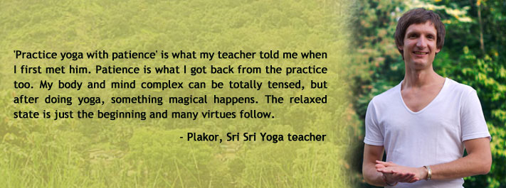 Benefits of Yoga - Plakor's experience