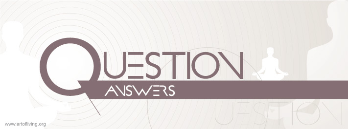 Question-answers on Meditation