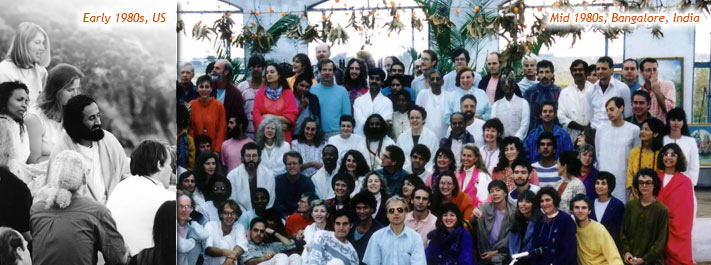 Sri Sri Ravi Shankar - Early Courses