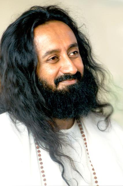 Resultado de imagem para sri sri ravi shankar