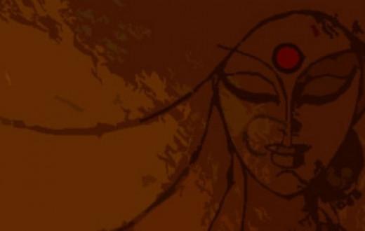 Sankalpa during Navratri   The Art of Living