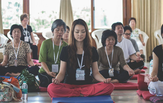 Meditation for Seekers