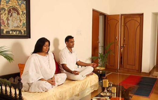 Nadi Shodhan pranayama | Alternate Nostril Breathing