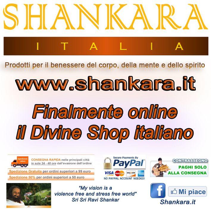 sale retailer 921b9 04bba Art of Living Shop online - shankara.it | Arte di vivere Italia