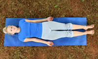 savasana  corpse pose  yoga health benefits  how to do