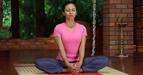Butterfly Asana | Patangasana | Badhakonasana | Butterfly Pose Benefits & How to do Badhakonasana Yoga | The Art of Living India