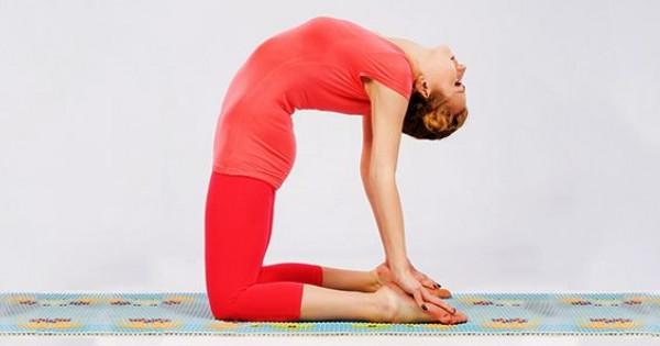 Camel Pose   Ustrasana   Yoga Pose Benefits   Ustrasana ...