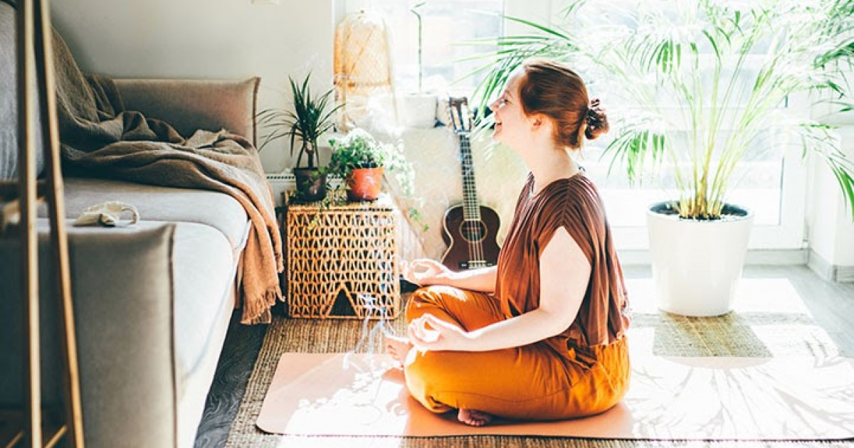 Simple Meditation Room Ideas To Take Your Practice To The Next Level The Art Of Living