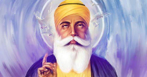 A Message On Guru Nanak S Birthday Gurudev Sri Sri Ravi Shankar The Art Of Living Global