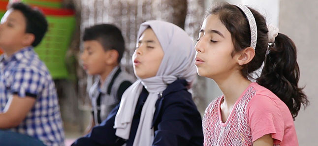 The Project Plans To Reach Out To 16,000 War Survivors Including Former  Child Soldiers In Jordan, Lebanon And Syria.