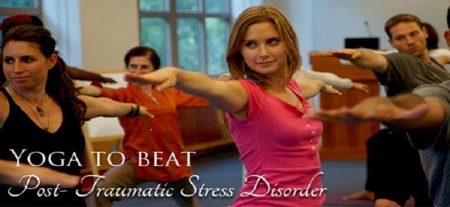 Yoga for PTSD (Post-Traumatic Stress Disorder )
