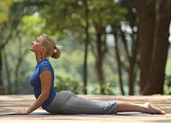 yoga for stronger arms  yoga poses for flabby  toned