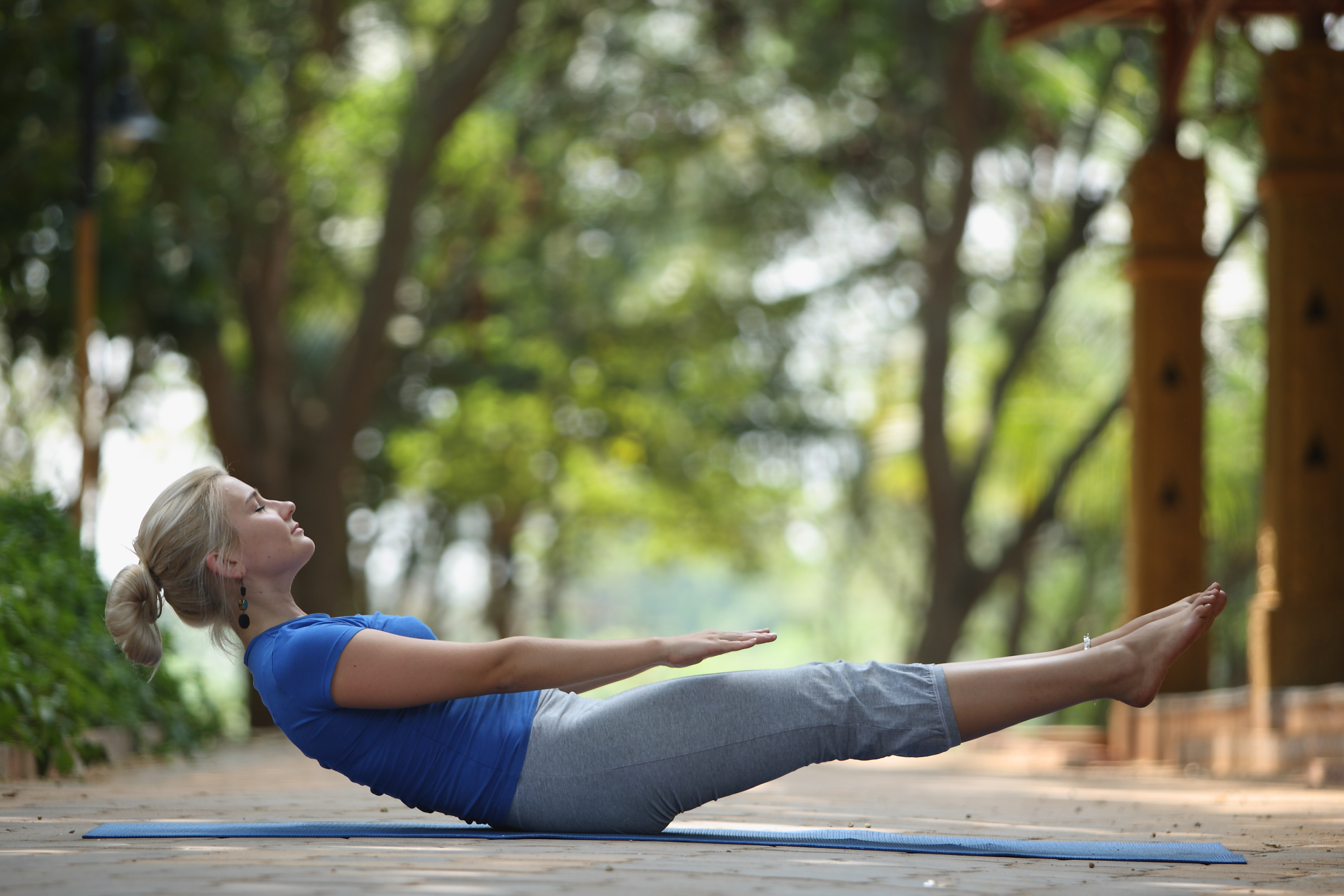 Yoga Poses For Fast Digestion