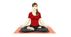 8 yoga poses for migraine and headache  the art of living