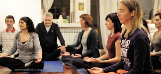 Meditation - Art of Living
