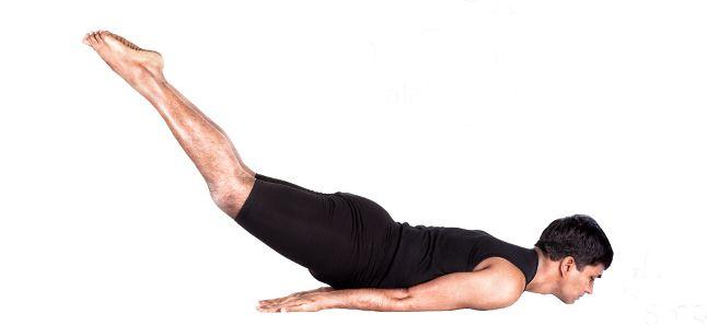Shalabhasana   The Locust Pose   Yoga Poses   A2ZYoga.com