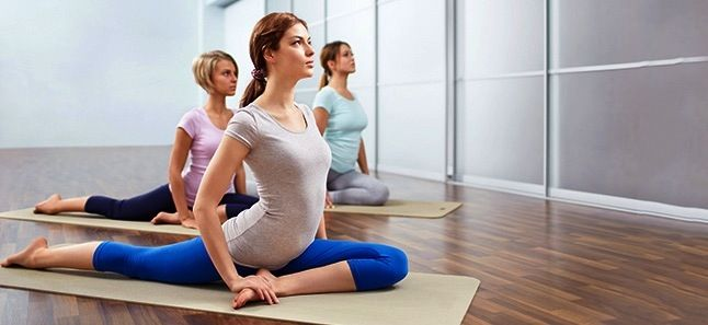 Yoga Übungen verbessern, Yoga Asanas, Atemtechniken, Pranayamas ...