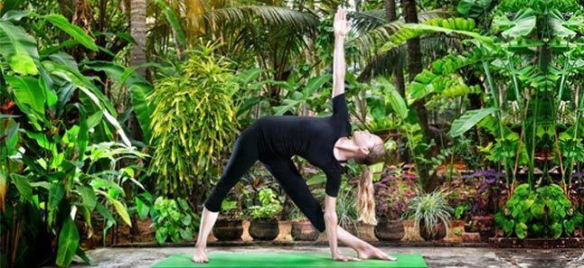 Trikonasana Yoga Pose - Triangle Yoga Pose 74106c84ad2