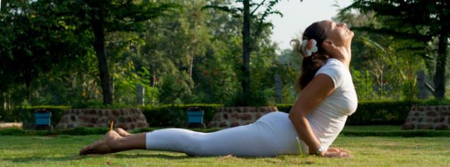 Yoga Asanas, Körperhaltung verbessern