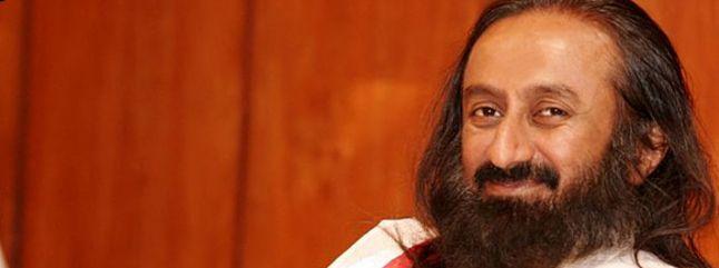 Contact Sri Sri Ravi Shankar | The Art Of Living Global