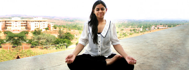 Peace of Mind with Meditation