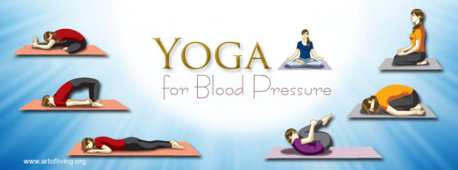 How to Lower Blood Pressure with Yoga