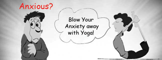 Yoga Tips to Overcome Anxiety disorder