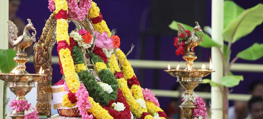 Navratri 2019   Navratri Celebration with Gurudev   The Art