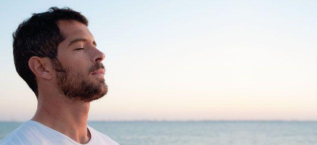 Stress relief with Sudarshan kriya