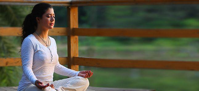 Sudarshan Kriya meditation