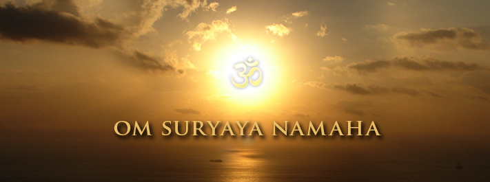 Sun Salutation Mantras – Love Song to the Sun   The Art of