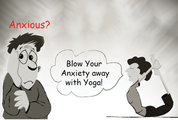 9 Yoga Tips To Overcome Anxiety Disorder The Art Of Living India