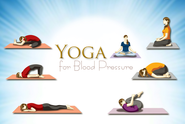 11 Easy Yoga Asanas to Control Blood Pressure | The Art of