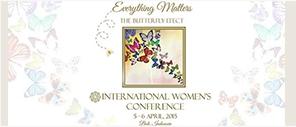 International Women's Conference 2015