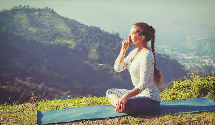 Pranayama: The Beginner's Guide to Yoga Breathing Exercises