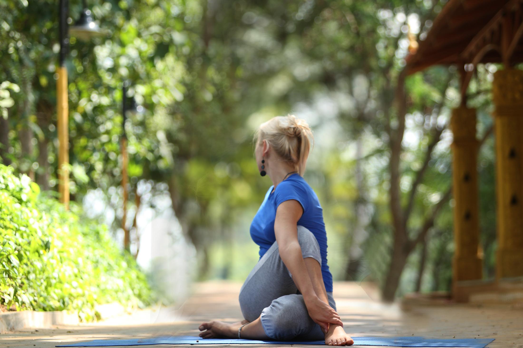 Top 10 Sitting Yoga Poses | Seated Yoga Asanas | The Art Of