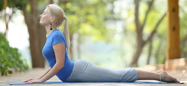 8 Amazing Yoga Poses let you to stop snoring | The Art of