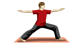yoga for footballers  yoga exercise for football players