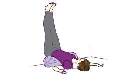Viparita Karni - Immunity boosting yoga asana