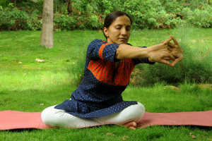 Yoga to releive from Back Pain